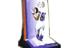 Football Toss Game ( 2 included )