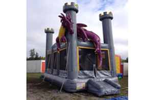 Dragon Castle Bounce